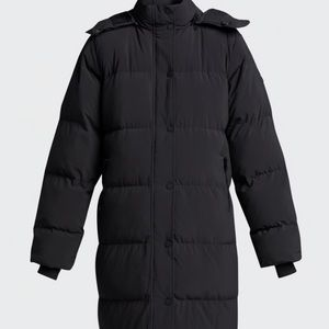 Alo aurora quilted coat XS